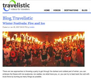Travelistic.com posts