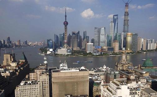 Shanghai now
